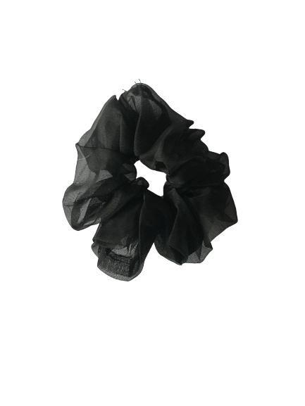 GUMKA ORGANZA BLACK