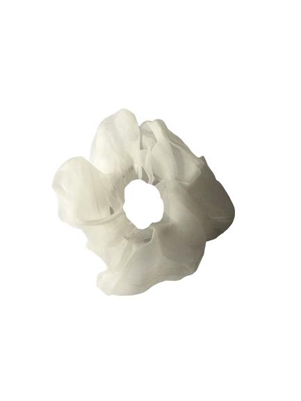 GUMKA ORGANZA WHITE