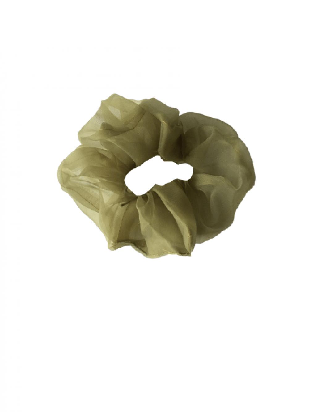 GUMKA ORGANZA GREEN