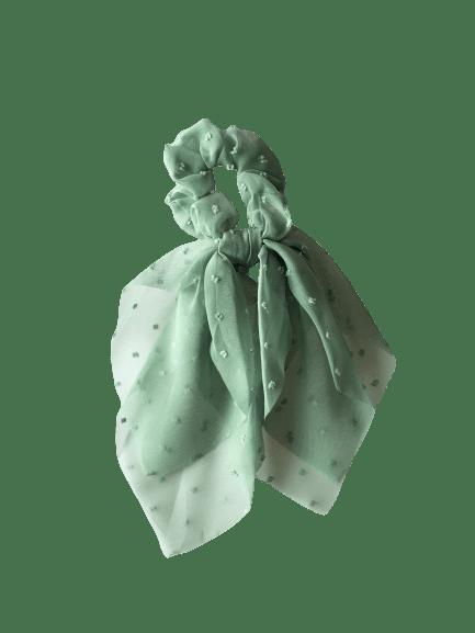 GUMKA TULLE DOTS GREEN